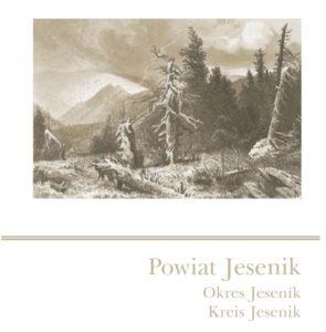 Historyczne pocztówki z powiatu Jesnik